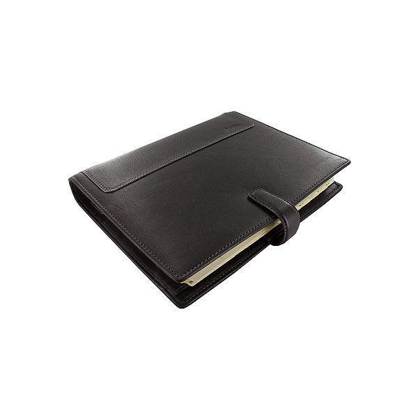 システム手帳 ファイロファックス A5 サイズ ホルボーン システム手帳 F025118 ブラック / 高級 ブランド プレゼント おすすめ 男性 女性 人気 おしゃれ