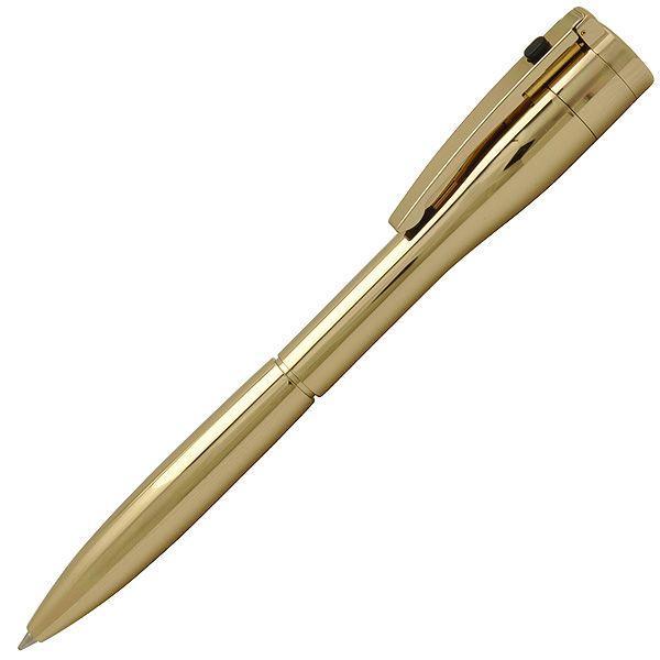 ボールペン 印鑑 シヤチハタ 名入れ 無料 ネームペン 既製 キャップレス エクセレント TKS-UXD2 ワインゴールド  / 高級 ブランド シャチハタ ハンコ はんこ