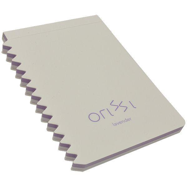 神戸派計画 メモ帳 orissi (オリッシィ) 01-00106 ラヴェンダー  / 高級 ブランド おすすめ 男性 女性 おしゃれ 大人可愛い