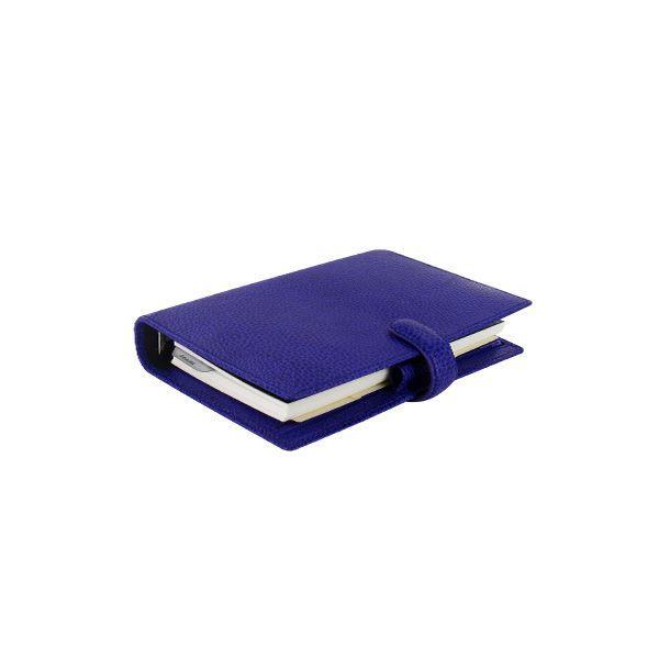 システム手帳 ファイロファックス バイブルサイズ フィンスバリー システム手帳 022499 ブルー / 高級 ブランド プレゼント おすすめ 男性 女性 人気