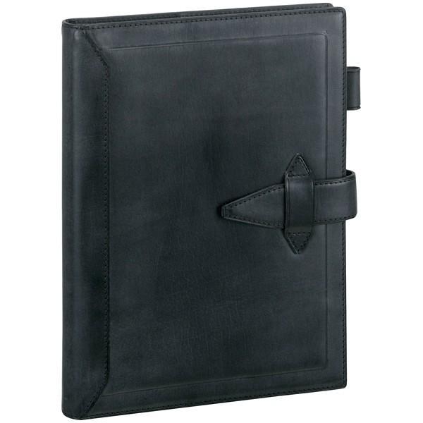 ダ・ヴィンチ システム手帳 グランデ ロロマクラシック A5サイズ リング20mm ブラック DSA3010B  / 高級 ブランド おすすめ 男性 女性 おしゃれ