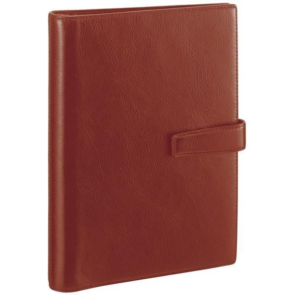 ダ・ヴィンチ システム手帳 スタンダード A5サイズ リング20mm DSA3002C ブラウン 28556 / 高級 ブランド プレゼント おすすめ 男性 女性 人気