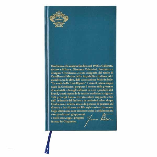 トライストラムス Orobianco〈オロビアンコ〉 ノートブック STORIA THVKN08G グリーン 5mm方眼80枚 / 高級 ブランド 大人可愛い おすすめ 男性 女性