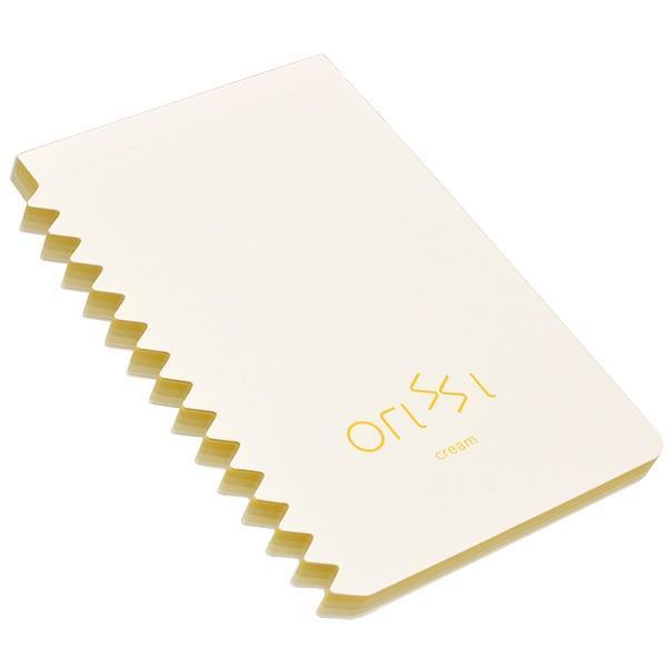 神戸派計画 メモ帳 orissi (オリッシィ) 01-00196 レモン(2層)  / 高級 ブランド おすすめ 男性 女性 おしゃれ 大人可愛い
