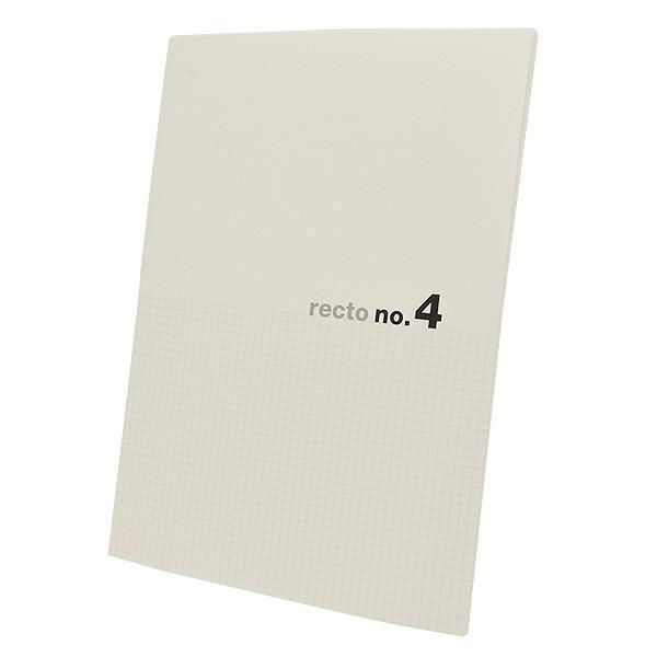 神戸派計画 B5サイズ recto (レクト) 01-00116 ノート no.4 4mm方眼  / 高級 ブランド おすすめ 男性 女性 おしゃれ 大人可愛い