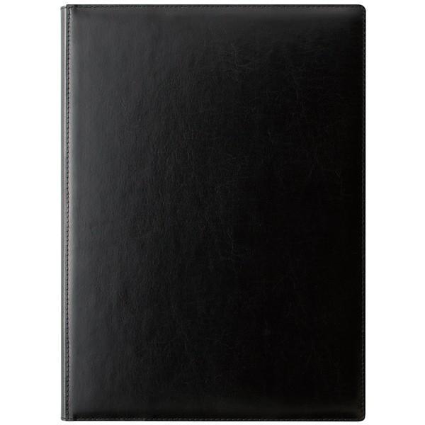 レイメイ藤井 B5 ツァイトベクター レポートパッド(再生皮革製) ZVP681B ブラック / 高級 ブランド プレゼント おすすめ 男性 女性 人気 おしゃれ