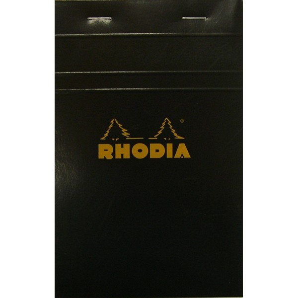 ロディア RHODIA 単品 ブロックロディア No.14 ブラック 5mm方眼 CF142009 / 高級 ブランド プレゼント おすすめ 男性 女性 人気 おしゃれ