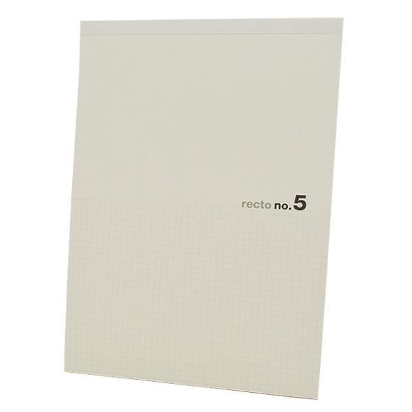 神戸派計画 A4サイズ recto planning (レクト プランニング) 01-00357 レポートパッド no.5 5mm方眼  / 高級 ブランド おすすめ 男性 女性 おしゃれ 大人可愛い