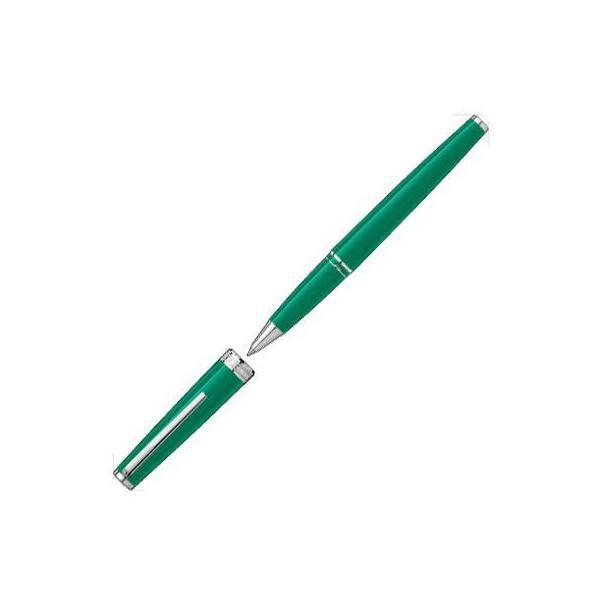 ボールペン モンブラン 名入れ 無料 MONTBLANC ローラーボール PIX U117660 エメラルドグリーン / 高級 ブランド キャップ式 プレゼント おすすめ 女性 人気