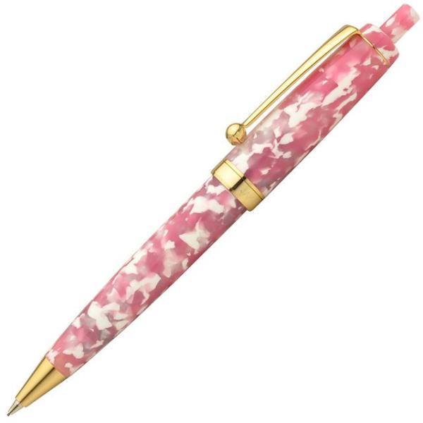 シャープペン 大西製作所 ノック式 シャーペン 0.5mm アセテート CP800 しだれ桜 / 高級 ブランド プレゼント おすすめ 男性 女性 人気 おしゃれ