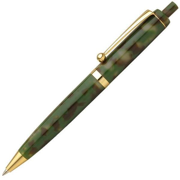シャープペン 大西製作所 ノック式 シャーペン 0.5mm アセテート CP800 CP800 スリム 抹茶あずき / 高級 ブランド プレゼント おすすめ 男性 女性 人気