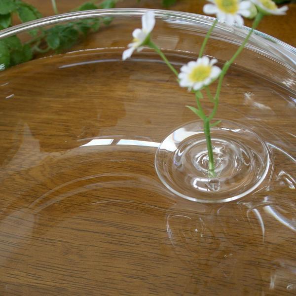 【送料300円】フローティングベース/リプル/水に浮かぶ一輪挿し/花器/フラワーベース/oodesign/Floating Vase/RIPPLE【宅急便コンパクト対応】|pepapape