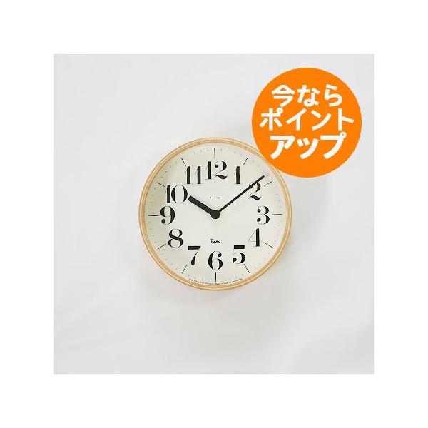 【送料無料】リキクロック/Sサイズ/太文字タイプ/壁掛け時計/Lemnos/レムノス/渡辺 力/RIKI CLOCK|pepapape