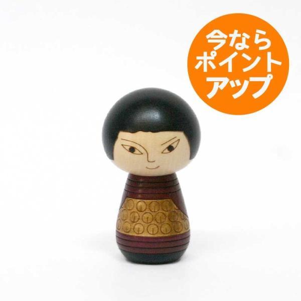 こけし/日本人/オリジナル/リサ・ラーソン/kokechi/オブジェ/置物/木製/ヤパンンスカ/彫刻/Lisa Larson/Japanska/Sculptures|pepapape