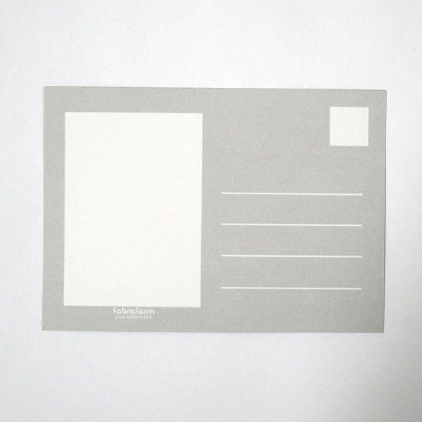 北欧フィンランドのポストカード/Squirrel/ファブリックファーム pepapape 02