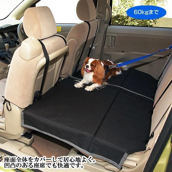 スペースボード カー用品 車用品 犬用品 ベッド ドライブ 小型犬 中型犬 大型犬 猫用品 ペットグッズ|peppynet