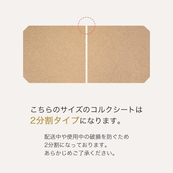 [25mm] ルミナス コルクシート スチールラック 幅120 奥行46 パーツ 厚さ0.4cm OPS-1245CK perfect-space 07