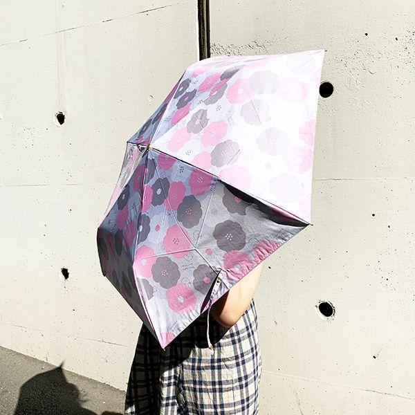 SAN-X すみっコぐらし 50cm折り畳み傘 すみっコぐらし 傘 雨具 日焼け防止 グッズ UVカット すみっコ グレー|perfectworld-tokyo|04