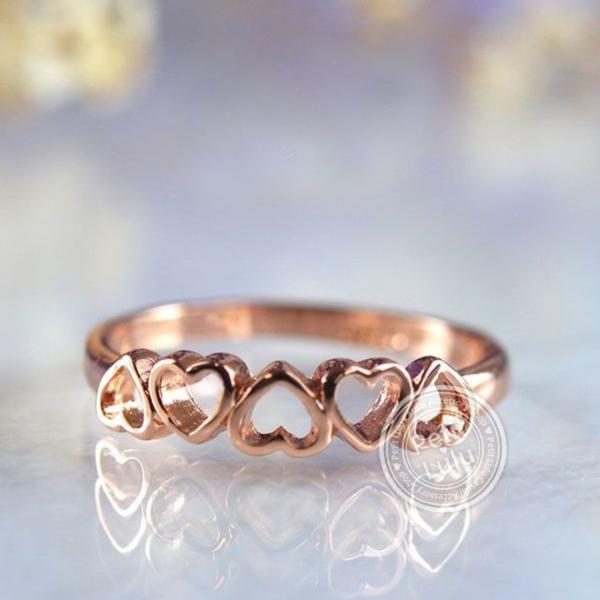 プチプラ! 2,000円以下で買えるこの春夏お勧めのリング・指輪
