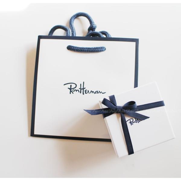 Ron Herman ロンハーマン 便利でかっこいい 黒レザー コイン+カードケース 小銭入れ  財布 ギフト箱入り|petit-petit|04
