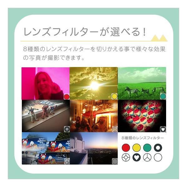 aca iPhone SE iPhone5s/5 ケース トイカメラ型 アプリ連動 アイフォン|petittomall|03