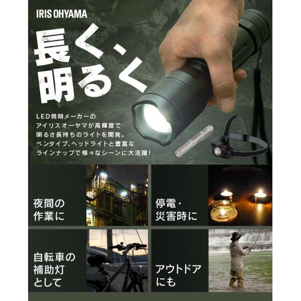 LEDヘッドライト 115lm LWH-115 アイリスオーヤマ 作業用