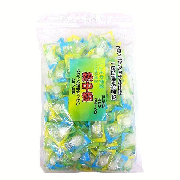 熱中症対策 水分補給 飴 あめ キャンディ 大容量 熱中飴業務用 1kg   (D)
