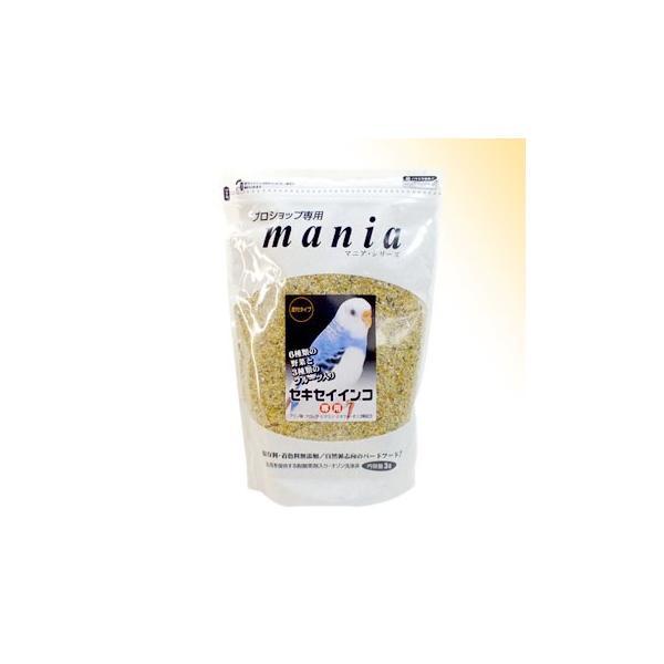mania(マニア) セキセイインコ 3L(約2.1kg) [黒瀬ペットフード]