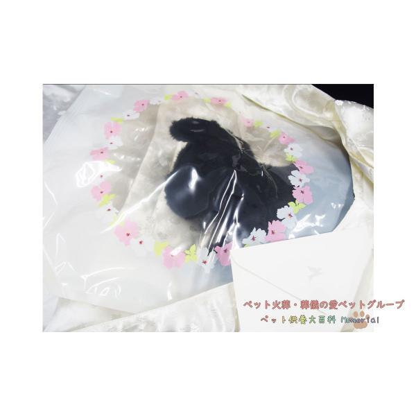 ペット仏具 ペット棺 おひつぎ 天使のつばさ Sサイズ 小型犬 猫 小動物用|petmemorial|05