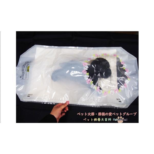 ペット仏具 ペット棺 おひつぎ 天使のつばさ Mサイズ 中型犬用 petmemorial 04