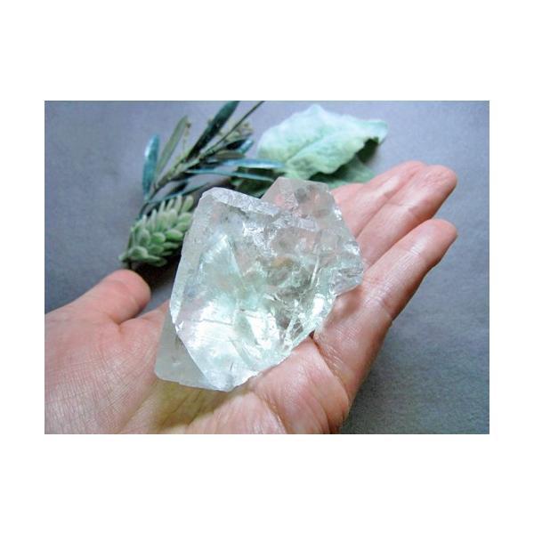 グリーンフローライト 原石 中国産 フローライト 蛍石 天然石 パワーストーン うっすらグリーンとオーロラのようなレインボーがとても綺麗!! 癒し|petora|06