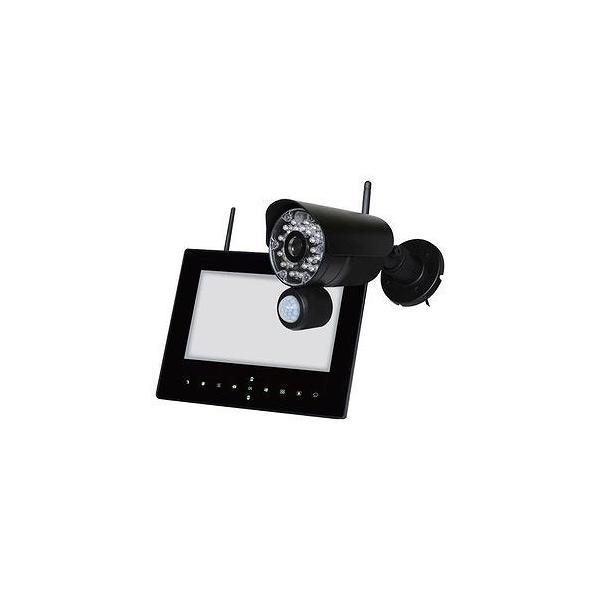日本セキュリティー機器販売 ワイヤレスカメラセット NS-9015WMS