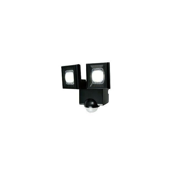 エルパ 乾電池式LEDセンサーライト(2灯) ESL-N112DC