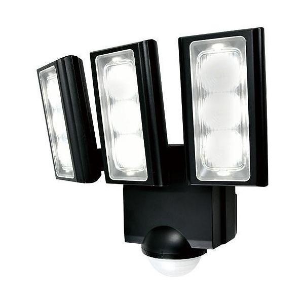 エルパ(Elpa)    乾電池式 センサーライト 3灯 ESL-313DC