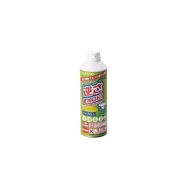 エレコム ダストブロワー ECO (エアダスター) AD-ECOM 350ml