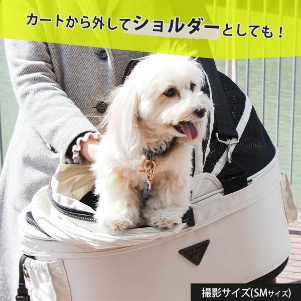 エアバギー ペット DOME2 ブレーキモデル SMサイズ  小型犬 中型犬 (〜10kg) 送料無料|petspa|03