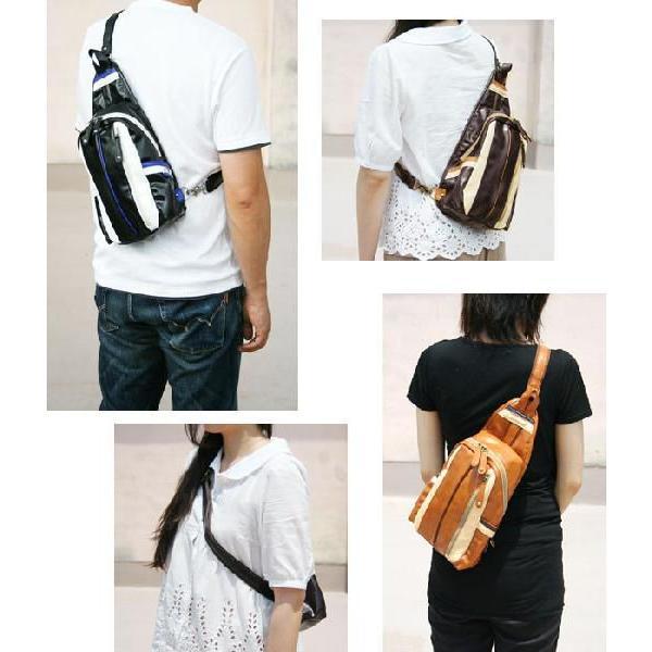 ボディバッグ メンズ レディース ワンショルダー キッズ 人気 ショルダーバッグ 斜めがけバッグ 軽量 バッグ 旅行 大きめ 鞄 かばん 大容量 男 女 おすすめ 黒|petstore|02