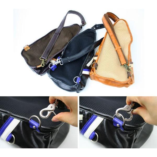 ボディバッグ メンズ レディース ワンショルダー キッズ 人気 ショルダーバッグ 斜めがけバッグ 軽量 バッグ 旅行 大きめ 鞄 かばん 大容量 男 女 おすすめ 黒|petstore|08