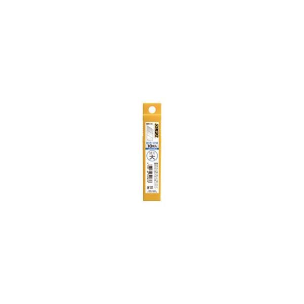 (まとめ)オルファ カッター替刃 LB10KS 大 10枚〔×10セット〕