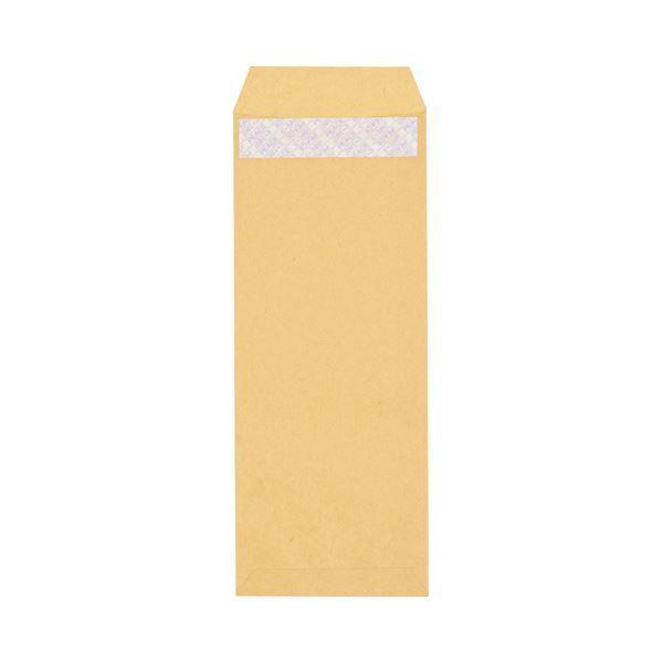 (まとめ) ピース R40再生紙クラフト封筒 テープのり付 長40 70g/m2 〒枠あり 業務用パック 453-80 1箱(1000枚) 〔×5セット〕