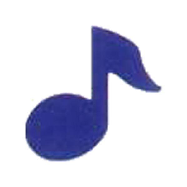 (まとめ)Carla Craft クラフトパンチS CP-1 ミュージック〔×10セット〕