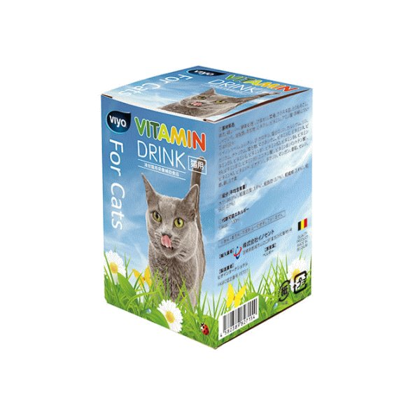 ビオ ビタミンドリンク 猫用 30ml×5P 【viyo】|petyafuupro