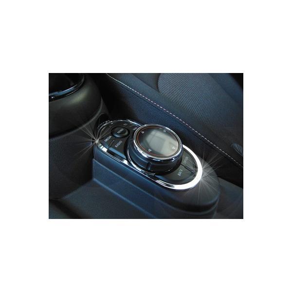 BMW MINI F56 ナビコントロールスイッチトリム ミニ 内装パーツ|peyton