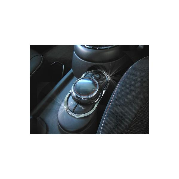 BMW MINI F56 ナビコントロールスイッチトリム ミニ 内装パーツ|peyton|02