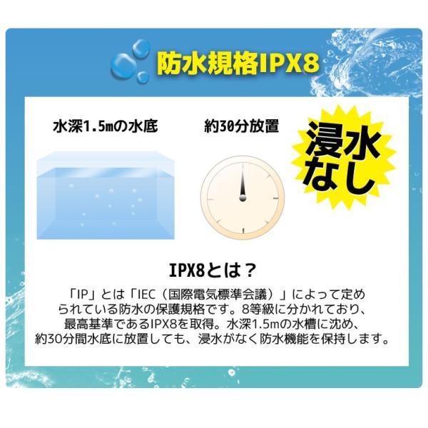 防水ポーチ クリア|pg-a|02
