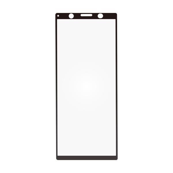 Xperia 5用 3D液晶全面保護ガラス アンチグレア PG-XP5GL02|pg-a|03