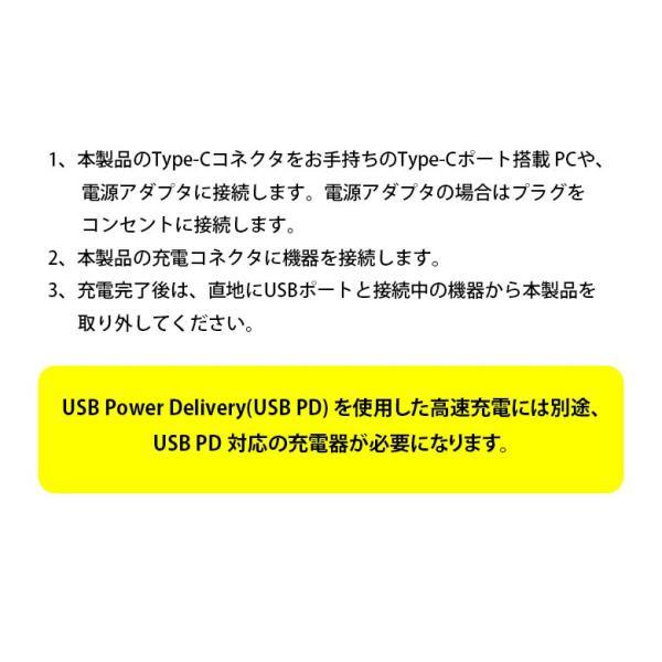 USB Type-C & Lightning USBケーブル 2m ホワイト/ストレート PG-LCC20M02WH|pg-a|06