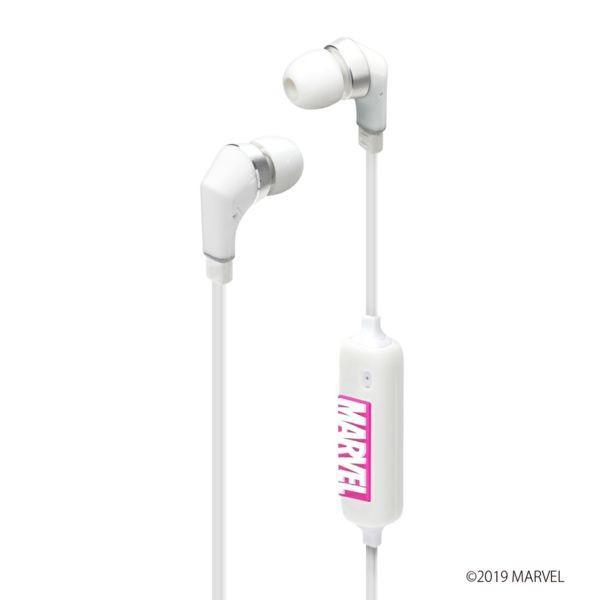Bluetooth 4.1搭載 ワイヤレス ステレオ イヤホン シリコンポーチ付き[ロゴ/ピンク]|pg-a|06