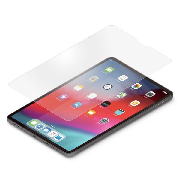 iPad Pro 12.9インチ(第三世代)用 液晶保護フィルム ペーパーライク PG-18PAD12AG03|pg-a|02