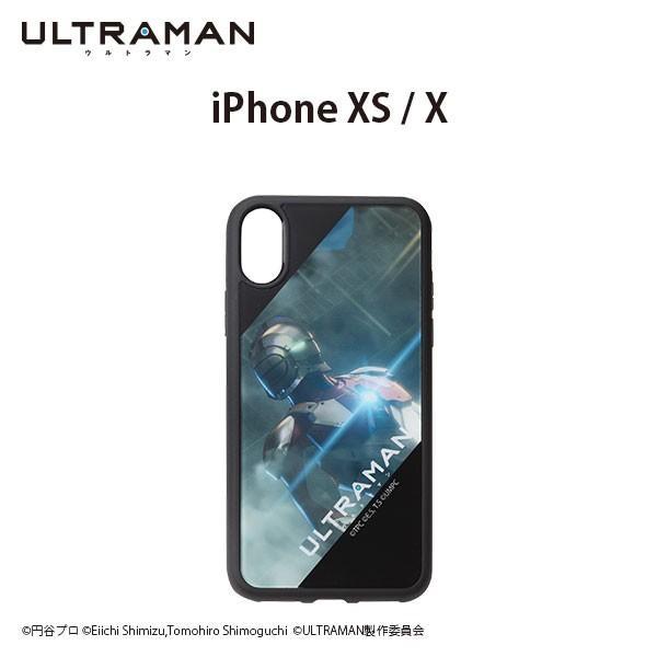 iPhone XS/X用 アクリルケース [ULTRAMAN]